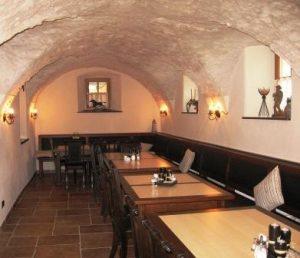 Gewölbekeller, Weinstube
