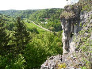 Klettern im Hirschbachtal