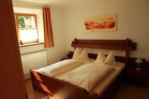 Schlafzimmer Ferienwohnung13