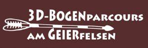 Bogenparcours Geierfelsen Logo