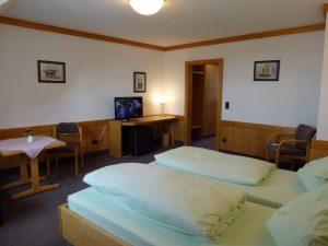 Doppelzimmer im Landgasthof Zum Elsabauern in Pruppach
