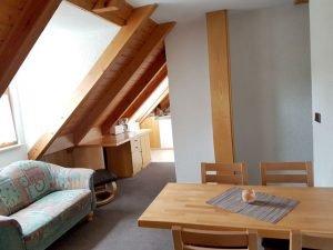 Ferienwohnung 12 Wohnzimmer