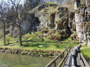 Wandern im Hirschbachtal