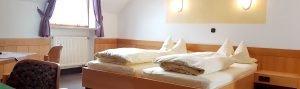 Doppelzimmer im Landgasthof Zum Elsabauern